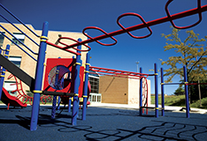 Boy wins $50,000 playground for school