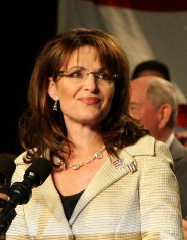 Sarah Palin at the Chambliss Rally.