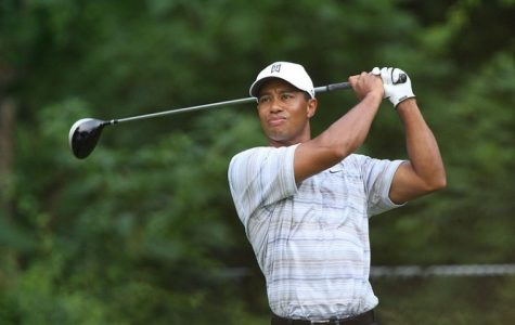 Tiger Woods in 2007.