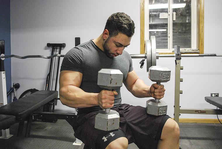 Athlete Profile: Jake Maali