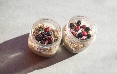 One-night stand oatmeal
