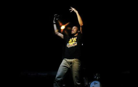 Underground hip-hop events dance on campus