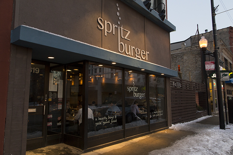Spritz Burger