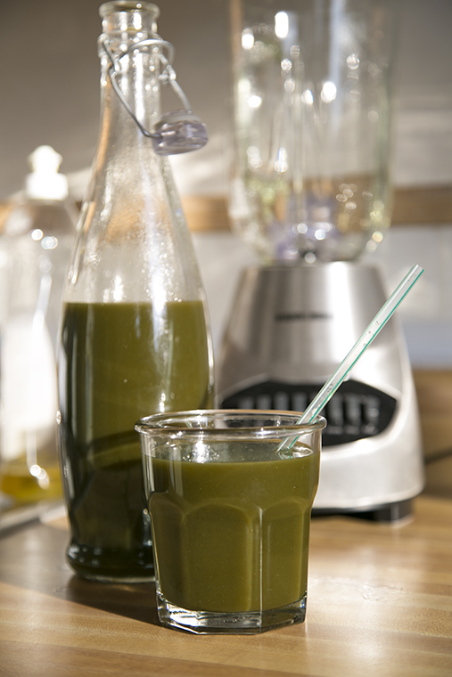 Juicing diet gets mixed reviews