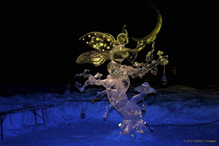 Robert Scott Harrisons sculptures