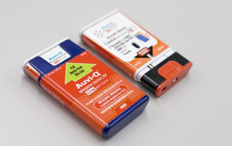 Administration of an epinephrine auto-injector is a process of a few simple steps that any person can follow when someone suffers from an anaphylactic reaction.