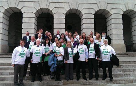 Irish Americans lobby for immigration reform