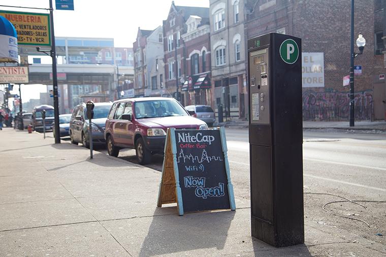 Smartphone app streamlines parking bills