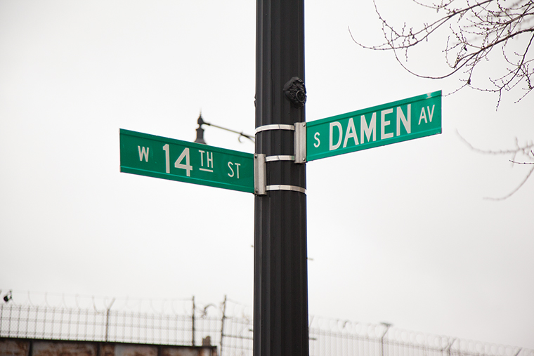 Special Olympics Chicago plans to build a $31 million sports complex near the intersection of 14th Street and Damen Avenue.