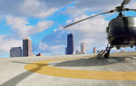 Heliport tours