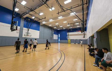 Columbia contracts for more gym space