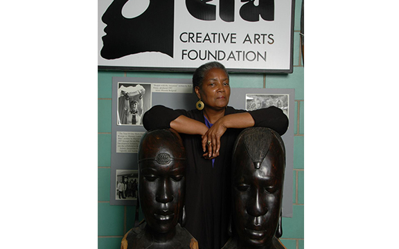 Alumna takes the reigns of a Chicago arts foundation
