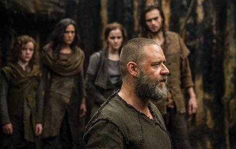 'Noah' rocks the boat, nearly capsizes