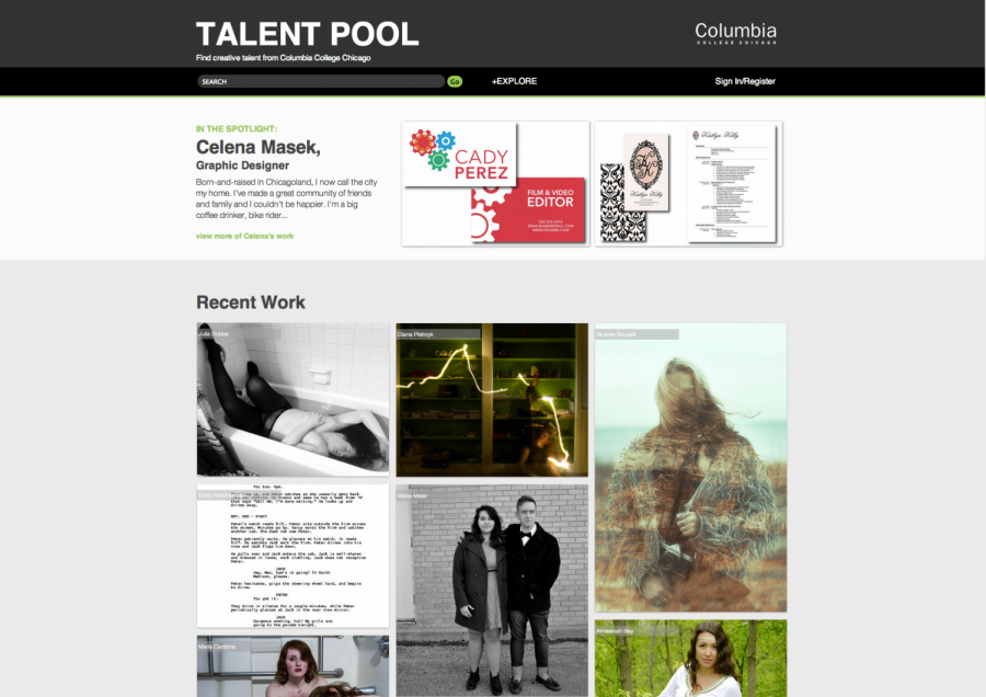 Talent Pool buckles up and buttons down