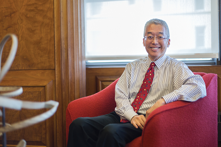 The college hired two consulting firms, Resolute Consulting and Huron Consulting Group Inc., to evaluate the college's decentralized communications and business systems. According to President Kwang-Wu Kim, both consulting firms' reports will be used in the college's future strategic plans.