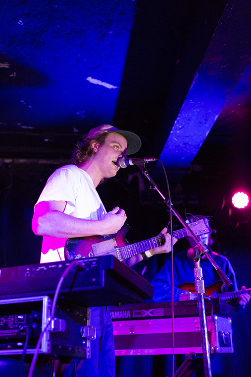 Indie rocker Mac DeMarco charms the crowd at the Empty Bottle, 1035 N. Western Ave., with his talent April 2.