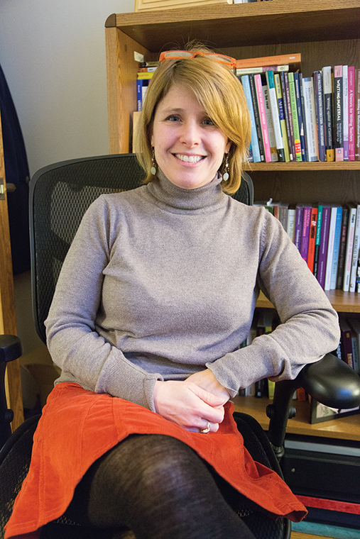 Columbia professor, Pegeen Reichert Powell, recently published her book