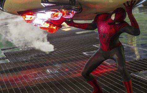 'Amazing Spiderman 2' swings too low.