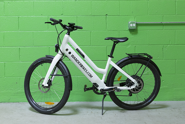 Electric+bikes+could+zoom+through+bike+lanes