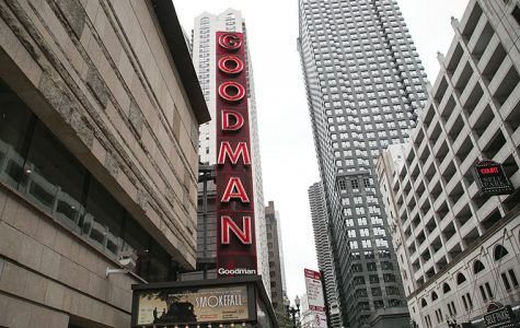Bernie Yvon and Molly Glynn both performed at the Goodman Theater, 170 N. Dearborn St., during their careers.