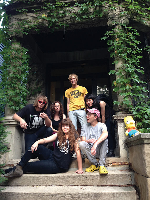 "The Lemons, a Logan Square-based bubblegum-pop band, was voted ""Best New Band"" in The Chicago Reader's annual ""Best of Chicago"" reader's poll this past summer."