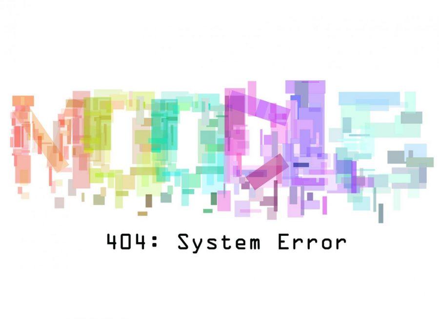 Moodle malfunction