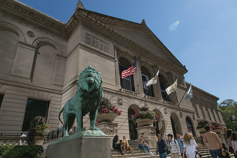 The Art Institute of Chicago was named the no. 1 museum in the world by TripAdvisor on the site's second–annual Traveler's Choice Awards list.