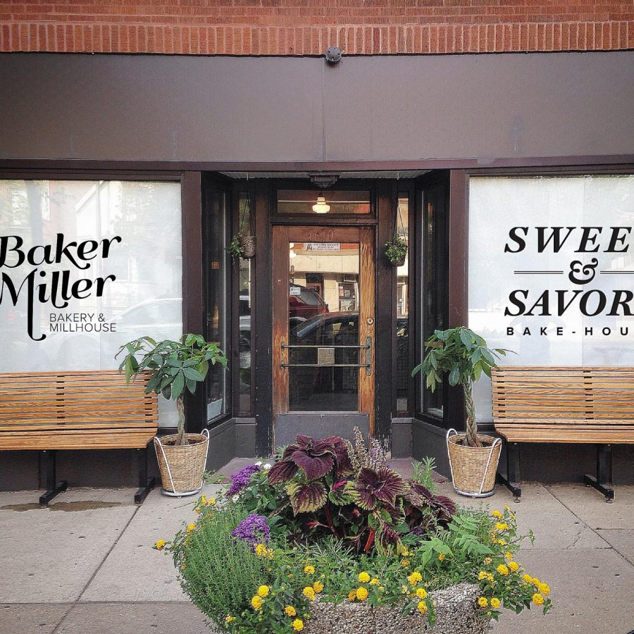 Dave+and+Megan+Miller+are+striving+to+open+their+Lincoln+Square+bakery%2C+Baker+Miller%2C+4610+N.+Western+Ave.%2C+by+Oct.+1+to+meet+the+holiday+demand.%C2%A0
