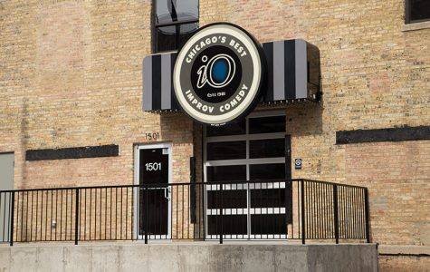 The iO Theater moved from its former location at 3541 N. Clark St. to a new Lincoln Park theater this month.