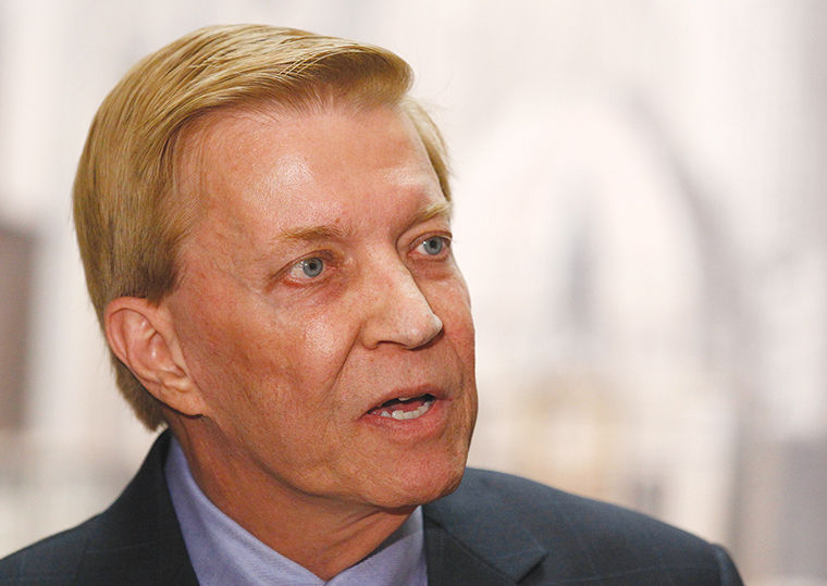 Alderman Fioretti running for mayor