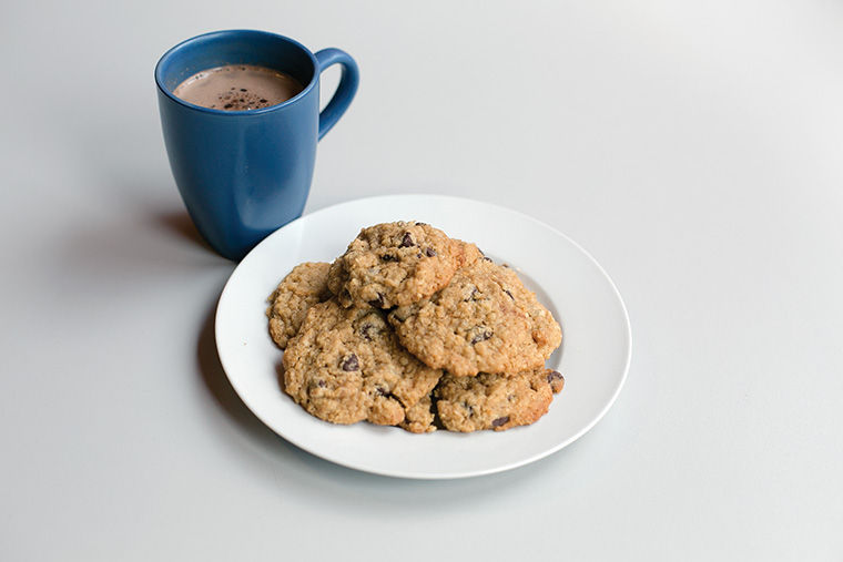 Oatmeal+Chocolate+Chip+Cookies