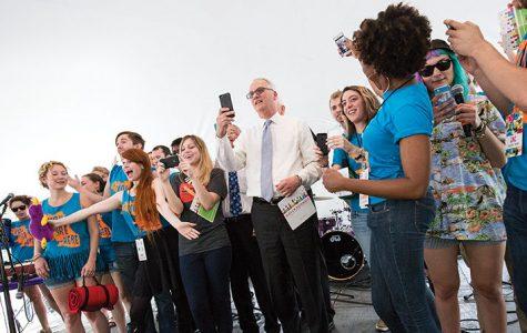 Convocation 2014 introduces transparent administrators