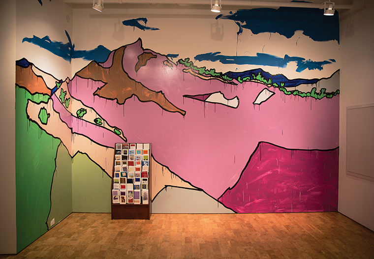 Kelly Lloyd at Richard Gray Gallery