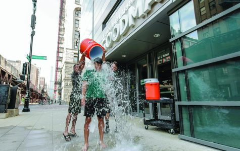 ALS ice bucket challenge continues to pour