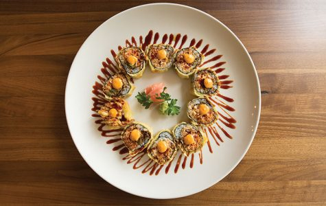 Niu B opened in June at 888 S. Michigan Ave. The restaurant puts a contemporary twist on Japanese cuisine.