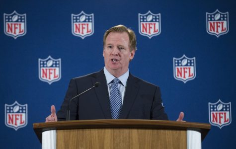 NFL Commissioner Roger Goodell is bringing the NFL Draft back to the Windy City for the first time since 1963.
