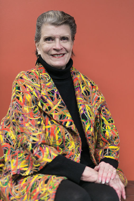 Nena Ivon, an adjunct faculty member in the Fashion Studies Department, was asked to deliver the keynote address at Chicago Fashion Week 2014.