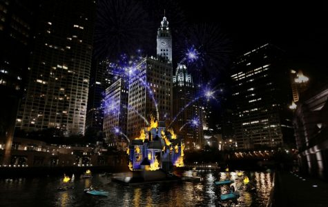 Chicago hosts first Great Chicago Fire Festival