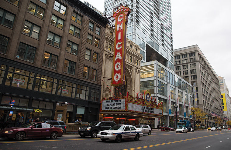 The college administration announced Oct. 16 that, after three years, graduation will no longer be held at the Chicago Theatre, 175 N. State St. This year, the commencement ceremony will be held at the Auditorium Theatre, 50 E. Congress Parkway.