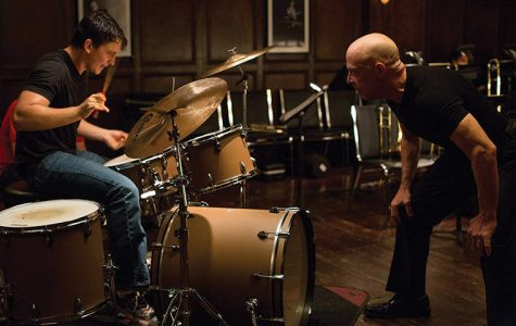 'Whiplash' leaves it all out on drum set