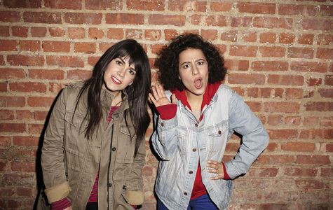 "Abbi Jacobson and Ilana Glazer, the comedy duo of Comedy Central's acclaimed show ""Broad City,"" brought their live act to Lincoln Hall, 2424 N. Lincoln Ave. on Nov. 12."