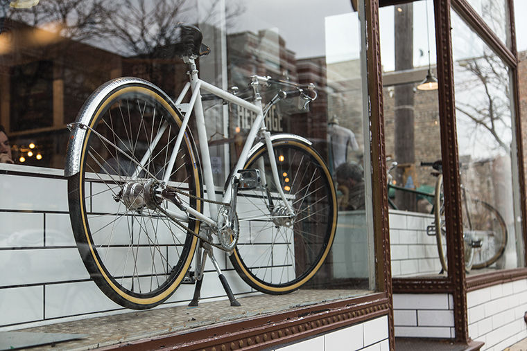 Heritage+Bicycles+General+Store+will+open+its+new+branch%2C+Heritage+Outpost%2C+1325+W.+Wilson+Ave.%2C+under+the+new+FLATS+high-rise+in+Uptown+later+in+November.