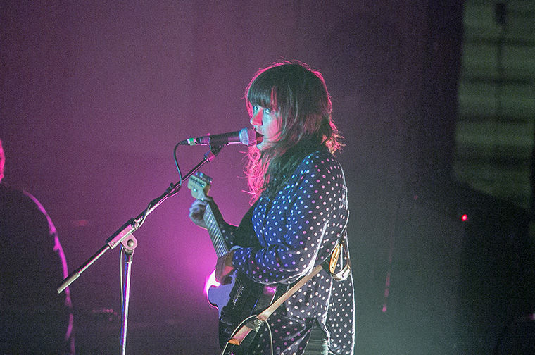 Australian singer/songwriter Courtney Barnett is quickly making a name for herself as one of the top indie rockers to watch thanks to her wry lyrics and edgy live performances.