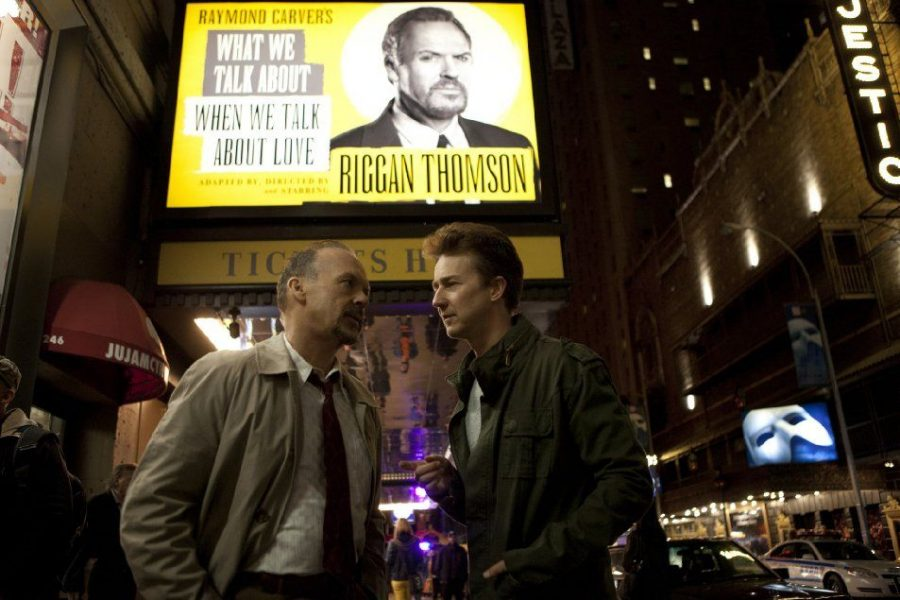 Michael+Keaton+delivers+a+captivating+performance+in+%E2%80%9CBirdman%2C%E2%80%9D+along+with+Emma+Stone+and+Edward+Norton+in+director+Alejandro+Gonz%C3%A1lez+I%C3%B1%C3%A1rritu%E2%80%99s+new+comedy%2Fdrama.