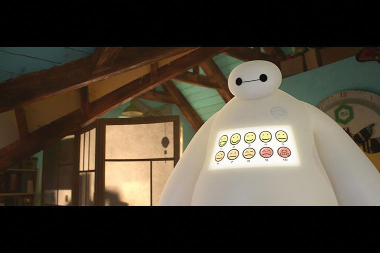 'Big Hero 6' visuals, characters surpass plot line