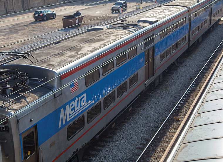 Suburban train company Metra will increase fares in an effort to combat the rising costs of maintenance, leaving many Chicagoland residents displeased with the fare change.