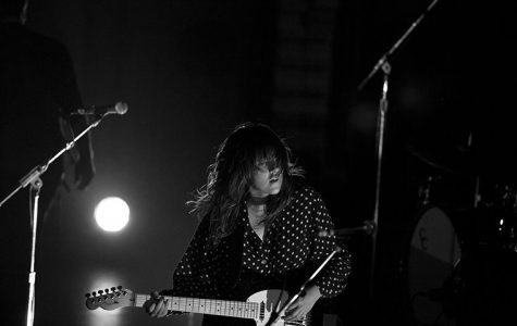 Australian singer/songwriter Courtney Barnett re-energized the audience at the Metro, 3730 N. Clark St., on Oct. 27 after San Fermin's disappointing performance.