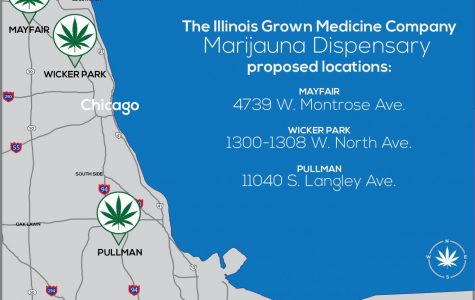 Medical cannabis dispensaries to open in Chicago