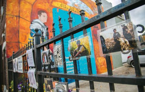 New Pilsen mural honors James Foley