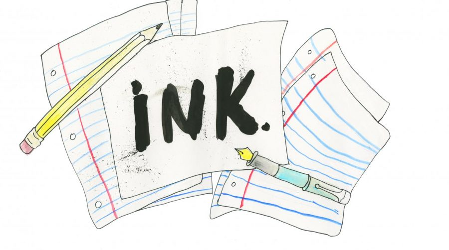 ink. poetry organization